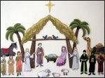 Advent calendar / nativity