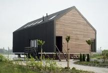 Contemporary Country Barns