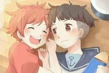 Studio Ghibli ♥ / by Quinn Jenkins Pendragon
