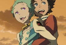 Eureka Seven Psalms of Planets
