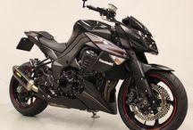 Kawasaki Z 1000 ABS Black Edition / 2012 5619 km 10.990.-