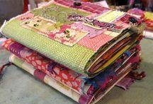 Fabric Junk Journals
