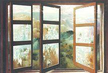 WINDOWS ART