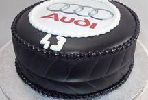 Audi Torte
