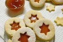 biscotti con marmelata