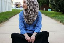 Hijab - Scarves - Turban