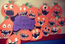 October Teaching / Art Ideas