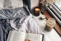>Books and cosiness<