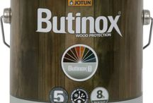 Outdoor Wood Care Paints