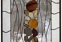 tiffany met stenen