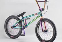 Mtb and bmx bike