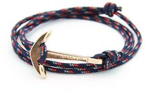 Anchors Collection / Fashion men and women bracelet!!!  http://enzokay.com/