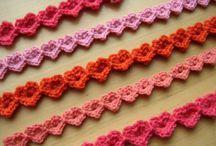 Top crochet para bata / Crochet