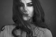 Paulina Studio / Inspiration for Paulina's studio session. Casual portrait + ???