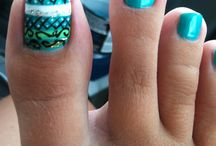 Nails / The TALENTED side of me!!  / by Teagan Turba