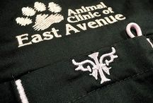 Big City Embroidery / Custom and Unique Machine Embroidery Designs and Logos that We Have Created at Big City Sportswear!  www.bigcitysportswear.com