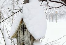 country Bird homes