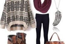 My Style: Winter / Brrr...Stay warm and hot at the same time!