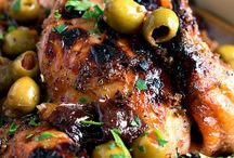 Chicken recipes / by Lisa Montgomery