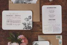 Deliciously delightful invitations