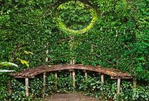 garden ~ features / garden features, decor, accessories & focal points  / by Lara Dennehy Horsting