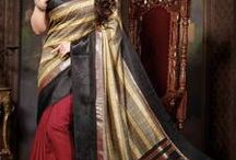 Sarees below ₹.1000 / Superb collection of sarees costing below Rs.1000  Order now - http://bit.ly/1qIwG2f