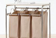 laundry  kitchens shelving etc