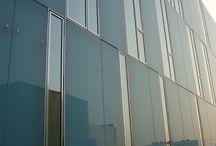glass facades