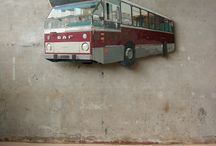 Street Art magic#tromPE l'OEiL# / by Julia Stüber