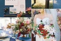 Autumn Wedding Colours
