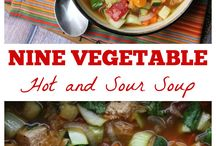 Vegan - Soups