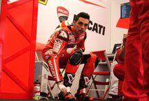Michele Pirro / le foto dei campioni del motomondiale...