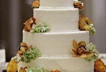 Inspiration Wedding Cakes / http://www.cookiejarbakeshop.com/