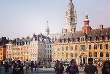 Frankreich / Essen, Lille, Bondues...