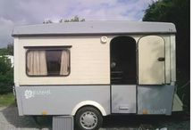 Ethel the Little Folding Caravan