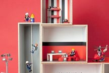 Spielhäuser für Playmobil