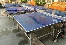Kettler Master Pro Outdoor Ping Pong Table / Kettler Master Pro Outdoor Table #kettler #masterpro #outdoor #pingpong #tabletennis #weatherproof