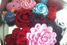 Crochet & Tatting / Crochet and tatted things that I make.