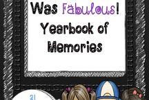 4th Grade End of Year / by Denise Christine