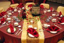 Round Table Decor