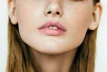 Foto make-up blondýnka