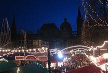Aachen - Aken - Aix la Chapelle