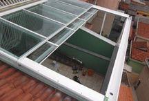 acoperișuri sticla