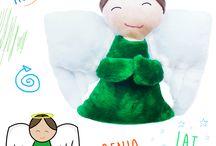 Maskotki z rysunków dzieci / Zmień rysunek swojego dziecka w prawdziwego pluszaka! Prześlij nam dzieło swojej pociechy, a my stworzymy z niego wyjątkowego pluszowego przyjaciela ʕ•ᴥ•ʔ