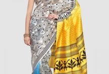 Warli Art Sarees / Superbly enthralling and trendy