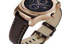 LG Watch Urbane / LG Watch Urbane El nuevo smartwatch de LG con acabado metálico..