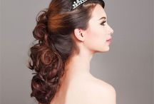 quince hair / by Elizabeth Cheshire