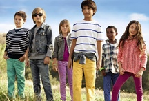 Kids Summer Style  / Castlepoint retailers have everything ready so your kids can bounce into spring/summer