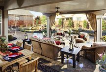 Outdoor Spaces / Outdoor Spaces I have photographed