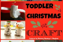 Christmas crafts & ideas for kiddies / Christmas treats, crafts and other fun ideas for you and your tot this year.